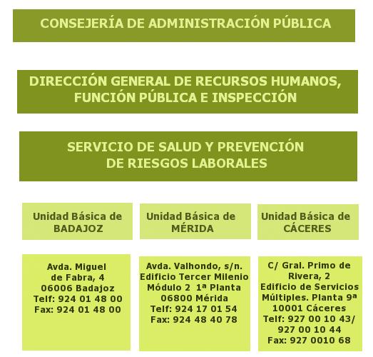 Servicio de prevenci n ssprl for Servicio de empleo
